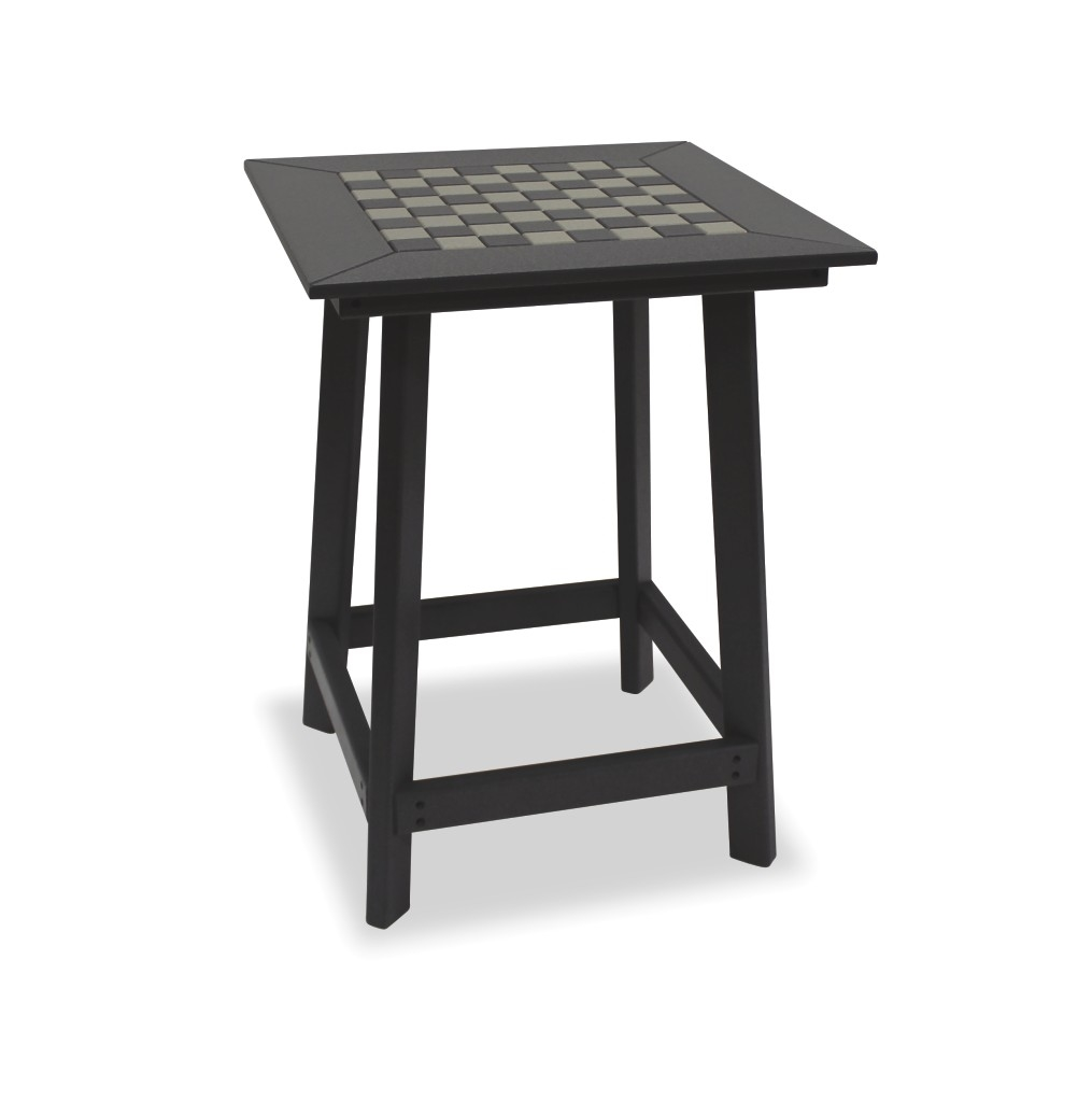Bar Height Game Table
