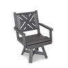 Chippendale Dining Chair with Swivel Flex Seat
