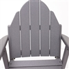 Counter Height Adirondack Chair Tete-a-Tete
