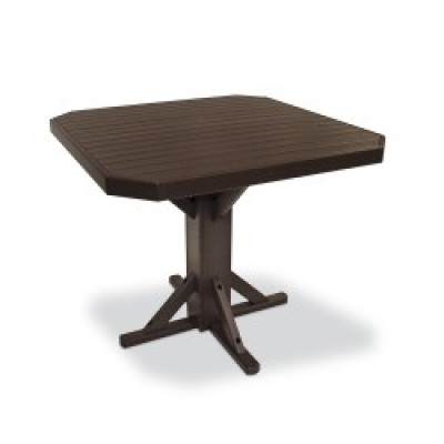 "44"" Square Counter Height Table"