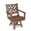 Emerson Dining Chair with Swivel