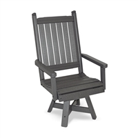 Days End Dining Chair with Swivel Flex and Narrow Seat