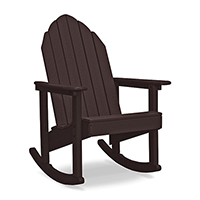 Adirondack King Size Rocker