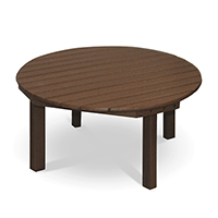 "36"" Round Coffee Table - 18"" Height"
