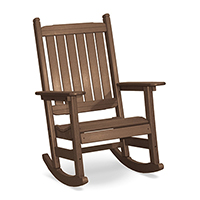 Days End Rocker with Contour Seat