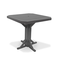 "44"" Square Bar Height Table"