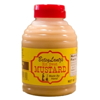 Hot Sweet Mustard 14 oz