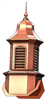 copper cupola, copper barn cupola, cupola, barn cupola, roof adornment, roof cupola, roof decoration, roof decor, copper roof decor, large cupola, estate cupola, large copper cupola, large custom cupola, custom cupola, bell top, tulip top, liberty cupola