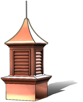 copper cupola, copper barn cupola, cupola, barn cupola, roof adornment, roof cupola, roof decoration, roof decor, copper roof decor, large cupola, estate cupola, large copper cupola, large custom cupola, custom cupola, renwick cupola, renwick