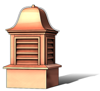 copper cupola, copper barn cupola, cupola, barn cupola, roof adornment, roof cupola, roof decoration, roof decor, copper roof decor, large cupola, estate cupola, large copper cupola, large custom cupola, custom cupola, bell top, tulip top, Tulip cupola