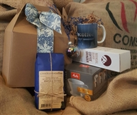 Survival Box with Pour Over