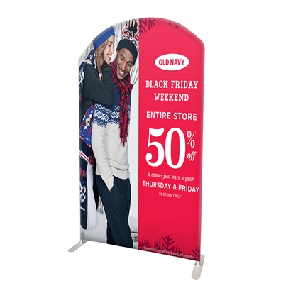 "58"" Curved Modular Display"