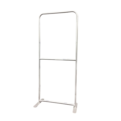 "38"" Straight Modular Display Hardware Only"