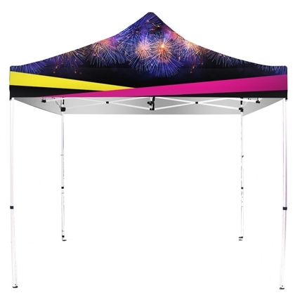 Full-Colour Printed Canopy Tent