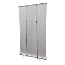 "47"" Roll Up Retractable Banner Stand"