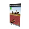 "45"" Roll Up Retractable Banner Stand"