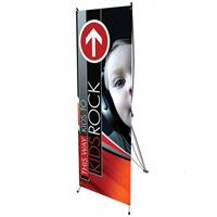 "24"" X Banner Stand"