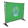 Telescopic Banner Stand (Step & Repeat)