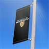 Street Light Pole Banner 30''