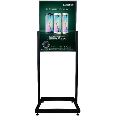 Heavy Duty Poster Sign Holder Floor Stand