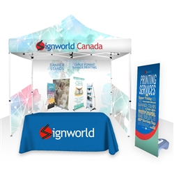 Trade Show Package - Outdoor Festival Essentials