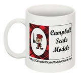 Campbell Scale Models Coffee Mug