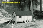 Bunkhouse A Kit HO scale