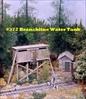 Branchline Water Tank and Toolhouse Kit HO scale