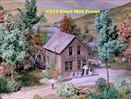 Grist Mill Kit HO scale