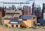 Talc Factory Kit HO scale