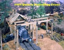 Quincy Heavy Duty Traveling Crane Kit HO scale