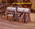 Quincy Fuel Oil Dock Kit HO scale