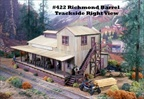 Richmond Barrel Company HO scale