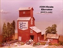 Grain Elevator Kit N scale