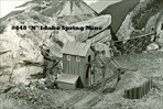 Idaho Springs Mine Kit N scale