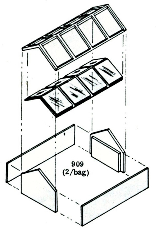 Skylight In Section Diagram