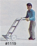 Hand Truck (unpainted) HO scale
