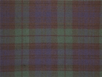 8 yard Traditional kilt - Black Watch Tartan