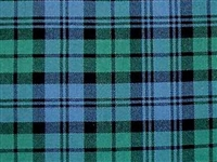 tartan in pleat hybrid kilt campbell ancient