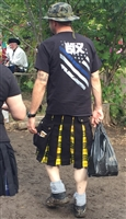 tartan in pleat hybrid kilt macleod of lewis