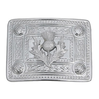 Thistle Buckle 126C