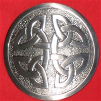 Round Buckle - Antique Nickel