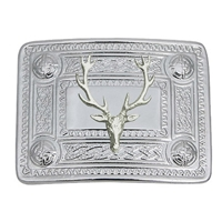Stag Buckle 126E