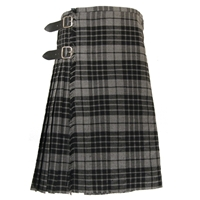 Quality Traditional - Grey (Night Watch) Tartan