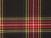 Stewart Black traditional kilt