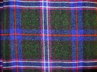 Acrylic Sash - Scottish National Tartan