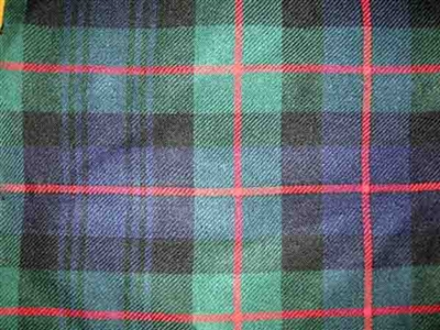 Acrylic Sash - Murry of Atholl Modern Tartan - Special Order (8 week delivery)