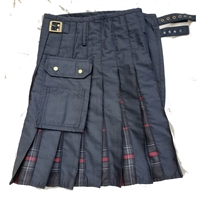 Tartan in Pleat kilt Bruce Memorial