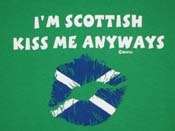 T-Shirt - I'm Scottish
