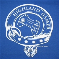 T-Shirt - Highland Gamer
